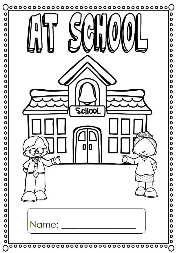 kwartaal 1 dae van die week school diva. Black Bedroom Furniture Sets. Home Design Ideas